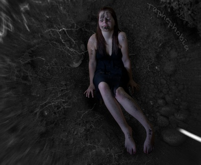 Fear of Being Buried Alive by Jamie Winter